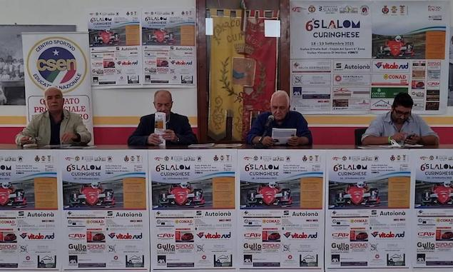 Presentata la sesta edizione dello Slalom Curinghese