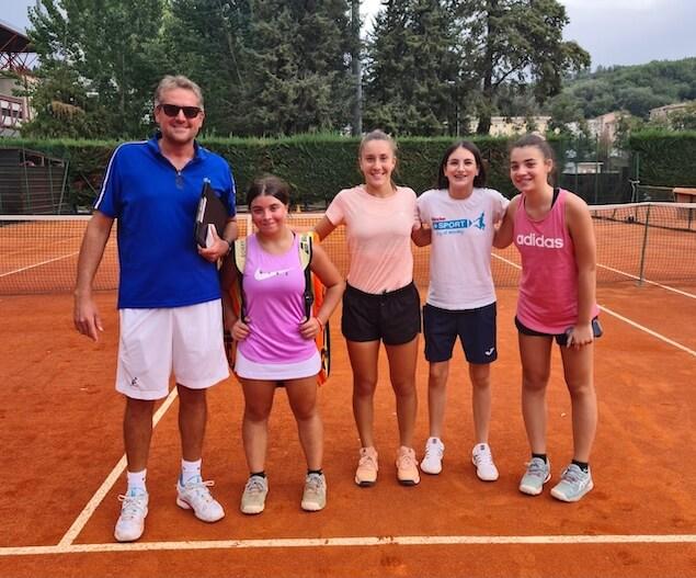Promozione in C femminile e D2 maschile per la Viola Tennis