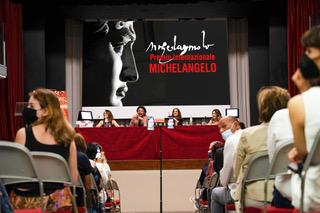 Raffaele Mazza riceve il Premio Internazionale Michelangelo