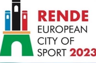 Rende Città Europea dello Sport 2023
