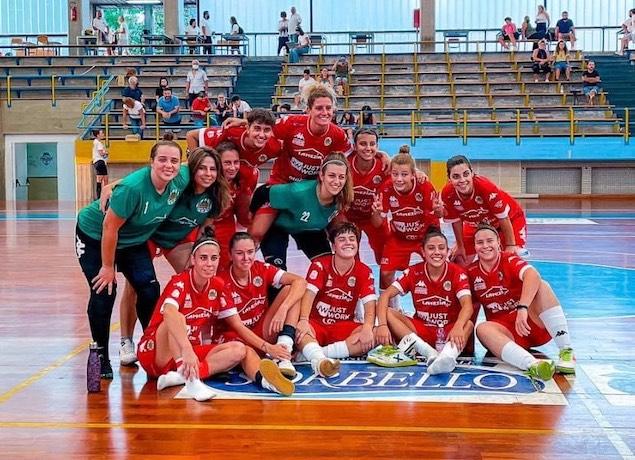 Royal Team Lamezia, vittoria nell'allenamento congiunto con la Segato Woman