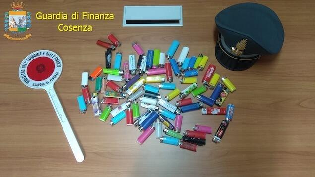 San Giovanni in Fiore (CS). Guardia di finanza arresta piromane