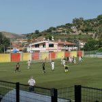 Uno sfortunato Lamezia Terme non va oltre lo 0-0 col Santa Maria Cilento