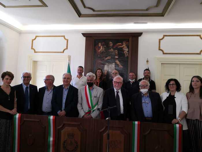 Lo storico Armin Wolf cittadino onorario di Squillace