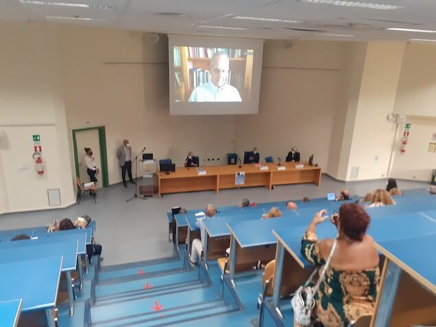 Università Magna Greacia di Catanzaro: ricordato il Prof. Rosario Mattace