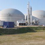 Un esempio di centrale a bio gas