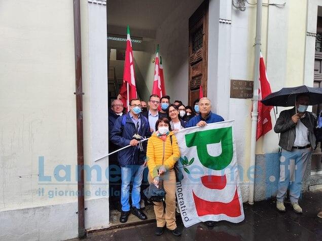 Amalia Bruni: solidarietà alla Cgil per il vile attacco squadrista