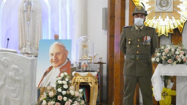 Celebrata la Festa liturgica in onore di San Giovanni XXIII