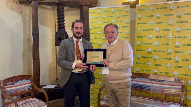 Coldiretti Calabria: i vincitori della finale regionale Oscar Green 2021