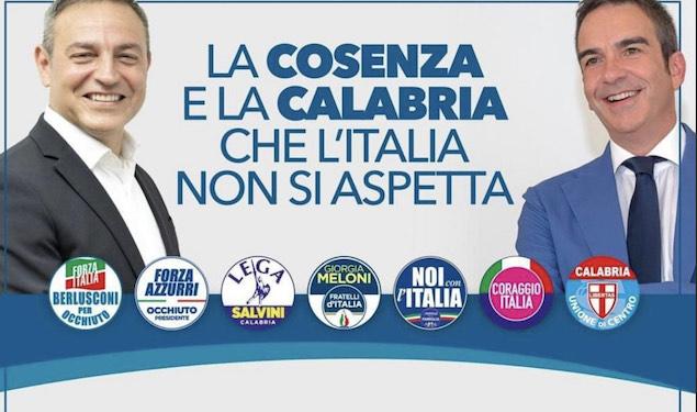 Cosenza, la Lega sostiene Francesco Caruso