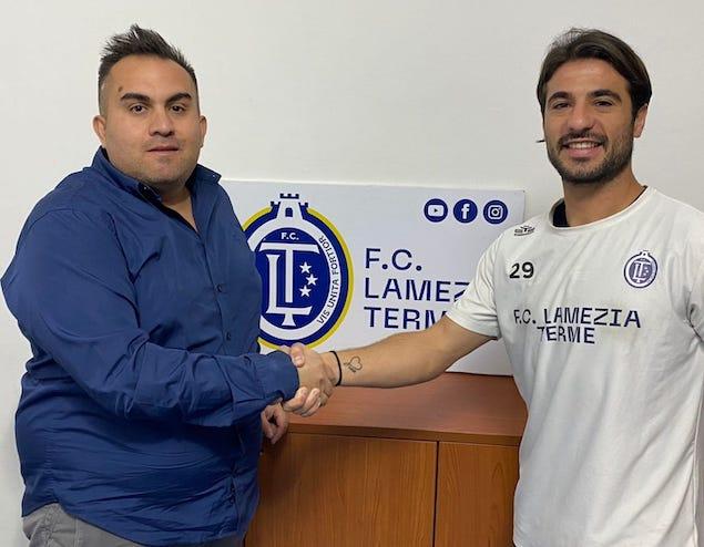 Gran colpo in attacco per il Lamezia Terme: Mauro Bollino!