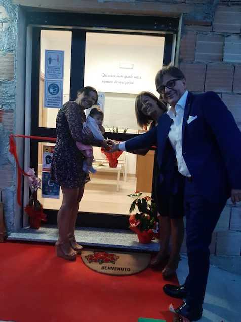 Inaugurata a Sant'Eufemia Lamezia la palestra New Fitness Verdiana