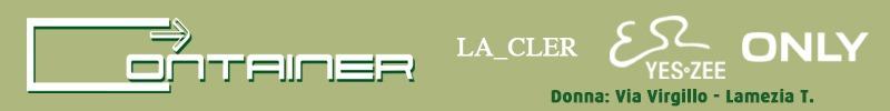 Container Lamezia Terme